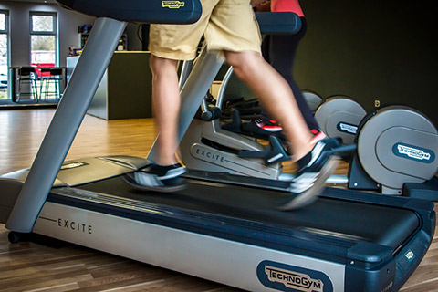Treadmill for Heavy Runners